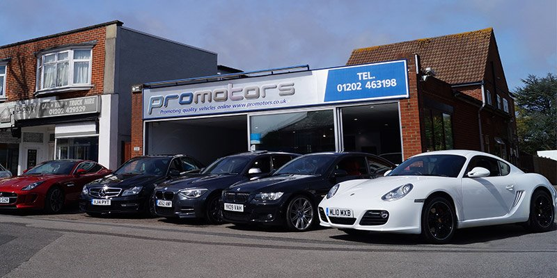 Used car finance in Bournemouth